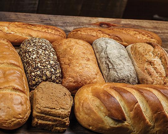 Vente de pains spéciaux