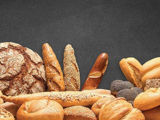 Vente de pains